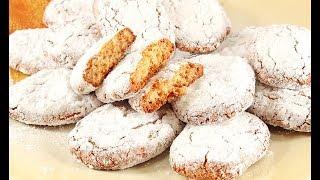 ????Какое Же Оно Вкусное/Итальянское Печенье Риччарелли/Без Глютена фото