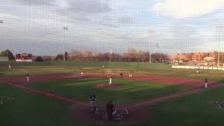 NWOSU Rangers JV Baseball Game 2- February 17, 2020