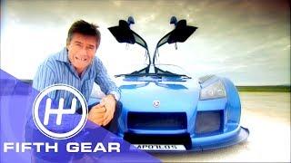 Fifth Gear: Gumpert Apollo S