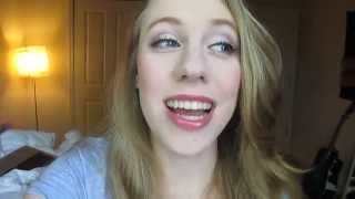 I'M GOING TO BE A BLUEBERRY!!   VLOG 3-25-15
