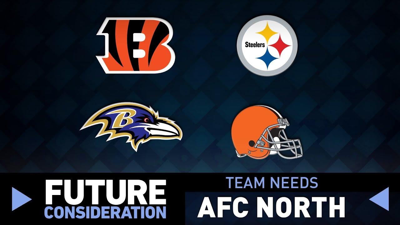 2014 NFL Draft: AFC North team needs (Future Consideration) thumbnail