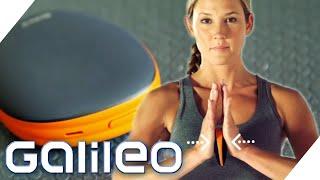 Zuhause fit bleiben! Fitness-Gadgets im Test | Galileo | ProSieben