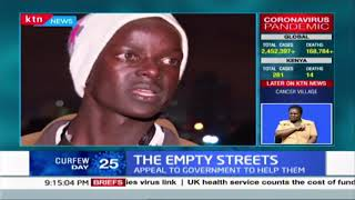 The Empty streets: Plight of street families during pandemic, social distancing a mirage
