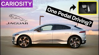 Can You Drive The Jaguar I-Pace With Only One Pedal?
