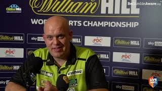 """Michael van Gerwen: """"The ranking system is not right, I've said that a million times"""""""