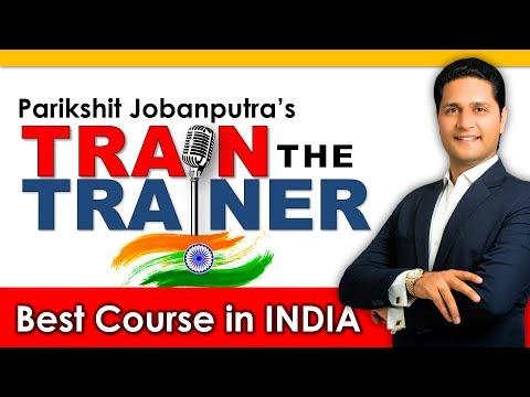 Train The Trainer Workshop Hindi | Motivational Speaker Training ...