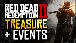 The Complete Guide To Treasure Maps Hideouts And Ambushes - Red Dead 2 Online