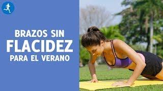 Consigue unos brazos SIN FLACIDEZ para este verano con estos 5 ejercicios en casa | Vitónica