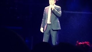 """Donny Osmond in Concert: """"Whenever You're in Trouble"""""""