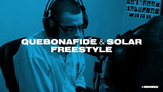 Quebonaife, Solar - Freestyle (radio Newonce)