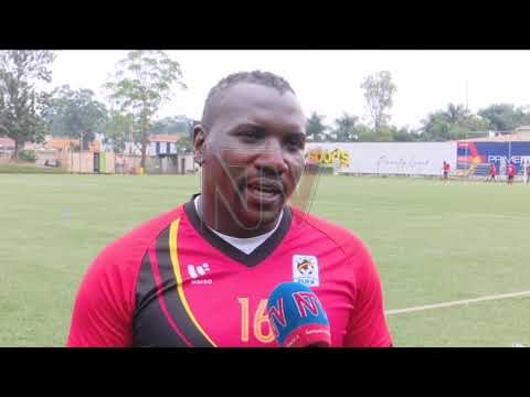 Uganda Cranes start preparations ahead of first AFCON Qualifier game
