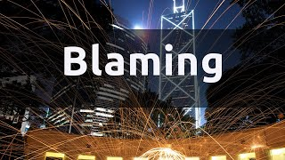 Blame Quotes - Best Quotes About Blaming