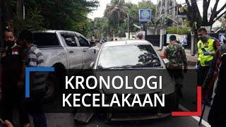 Kronologi Kecelakaan di Jalan Merdeka Bogor, Pengemudi Ford Kaget saat Antre Lampu Merah