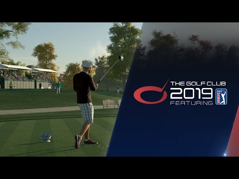 Trailer de The Golf Club 2019 featuring PGA TOUR