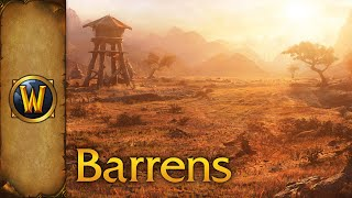 World of Warcraft - Music & Ambience - Barrens