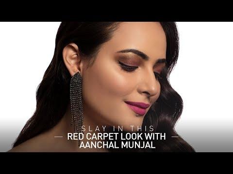 Red Carpet Look | Aanchal Munjal