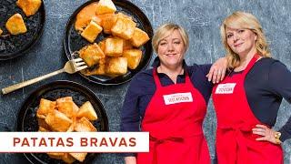 How to Make Super Crispy Patatas Bravas