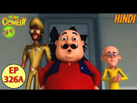 Motu Patlu 2019 | Cartoon in Hindi | 3D Animated Cartoon Series for Kids| Bure Kaam Ka Bura Nateeja