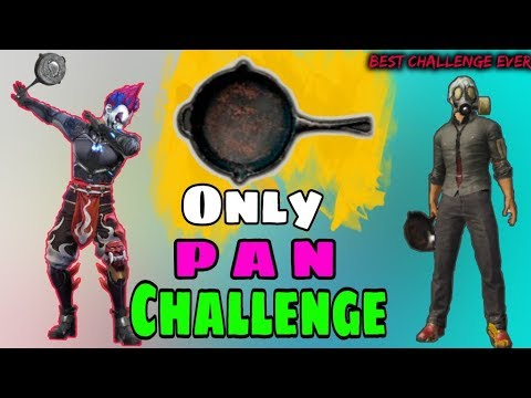 Only PAN Challenge in Rank Match - Garena Free Fire - Desi Gamers
