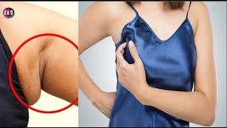 Exercices qui éliminent les rouleaux des aisselles!