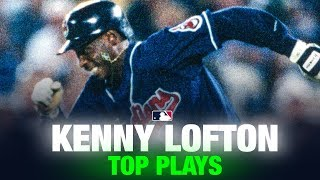 Kenny Lofton's Top Plays As A Member Of The Indians