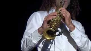 Kenny G Live Performance In Prambanan Jazz 2015