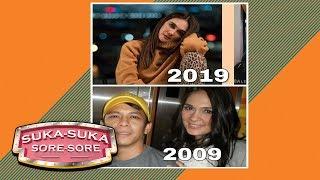 Ikut #TENYEARSCHALLENGE Luna Maya Malah Baper - Suka Suka Sore Sore (18/1) PART 4