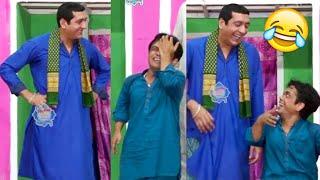 Best Of Zafri Khan and Vicky Kodu with Shazeb Mirza Stage Drama Comedy Clip 2020