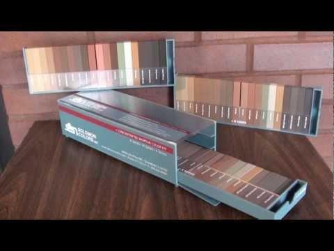 Solomon Colors New Mortar Color Kit