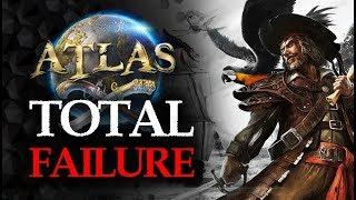 Atlas - A Total Embarassment