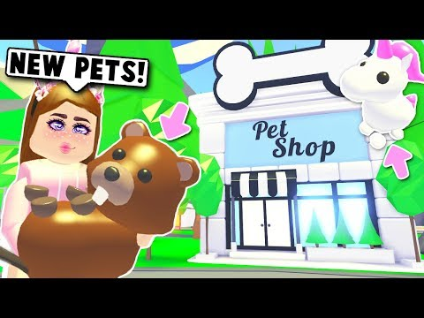 NEW PETS UPDATE! UNICORNS AND MORE... on Adopt Me (Roblox)