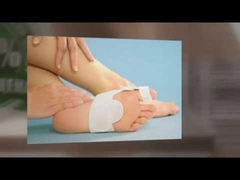 Вальгусное искривление стопы у детей 3-4 лет