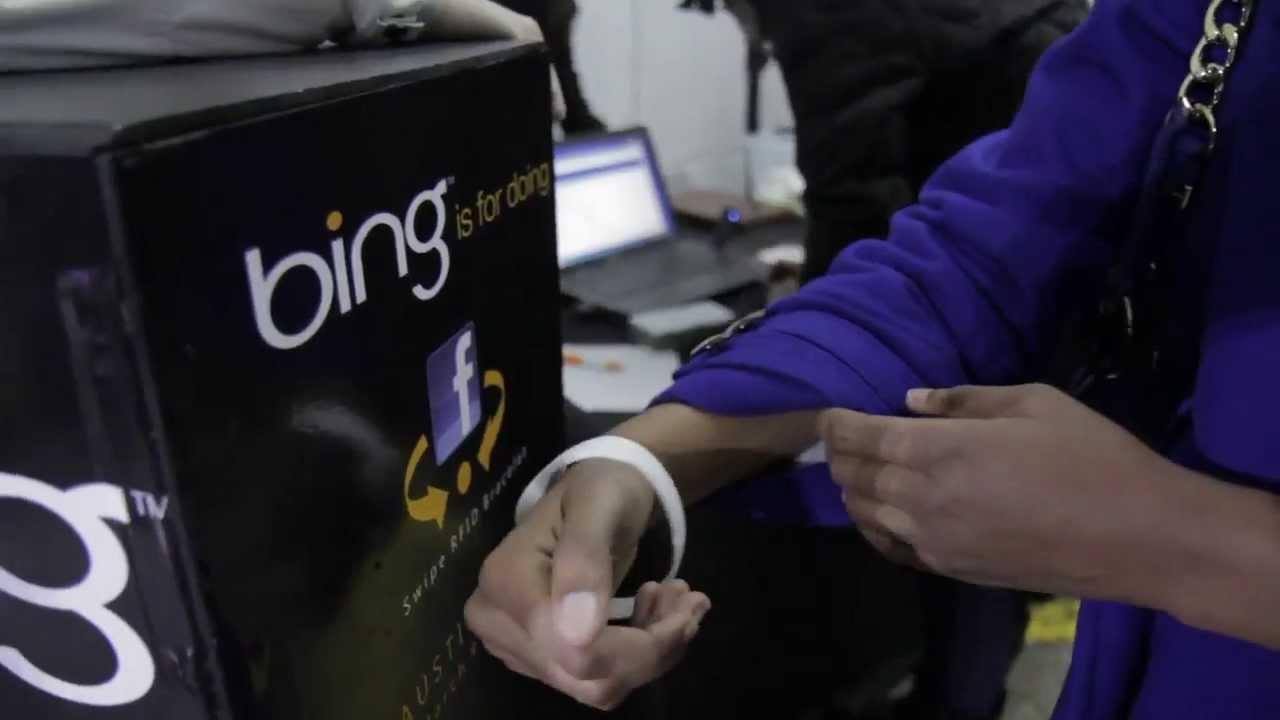 Bing Lot @ SXSW 2012