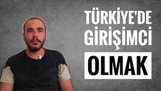 Türkiye'de Girişimci Olmak