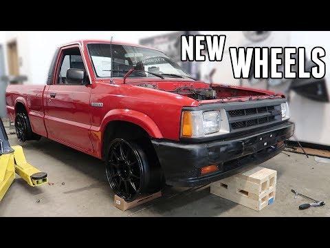 Drift Truck Gets New Wheels!