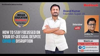 How To Stay Focussed On Your IIT-JEE Goal Despite COVID-19 Disruption