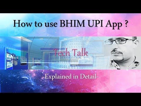 #03 Cashless Payment – BHIM UPI App, How to use BHIM UPI App? – LifeStyle | Zero2ninE