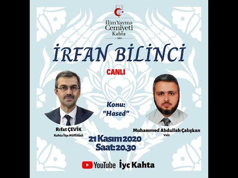 İRFAN BİLİNCİ / HASET NEDİR?