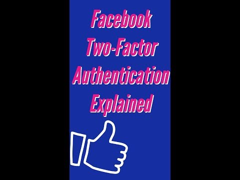 Facebook's new two-factor authentication doesn't force you to use your mobile number