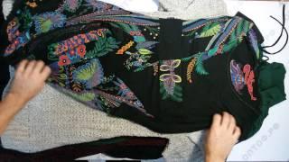 Extra платья осень итал 4пак 12.8кг 9.75€/кг 42шт