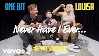One Bit & Louisa play Never Have I Ever - #BetweenYouAndMe Challenge (Round 1)
