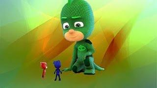 PJ Masks Full Episodes 49 & 50 Super-Sized Gekko Take to the Skies, Owlette PJ Masks Official #2