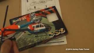 Revell EasyKit 06635 | EC-135 Polizei (Police) Helicopter | 1:72 scale | Review & Build | HD