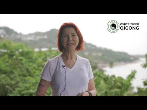 You are never to old to Learn Qigong... - YouTube