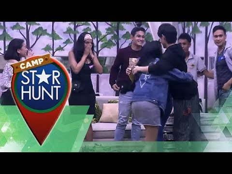 Camp Star Hunt: Camp B, panalo sa ultim8 challenge ni Kuya