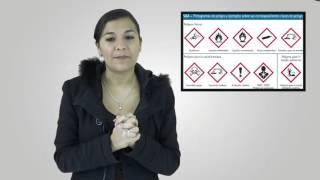 Clasificación, etiquetado y manipulación de productos químicos