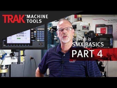 Face Mill | ProtoTRAK SMX CNC | Basic Programming 4