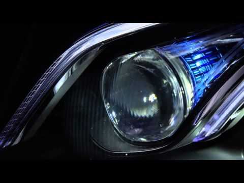 The new E-Class – Teaser – Mercedes-Benz original