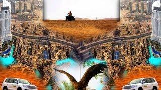 preview picture of video 'Dubai - Superlative, Gegensätze und Reichtum in sich vereint.'