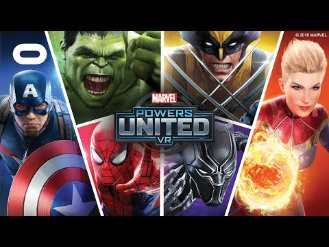 MARVEL Powers United VR | Launch Trailer | Oculus Rift thumbnail